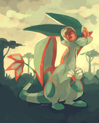 Day 3: Fave Dragon Type by yassui