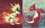 Day 7: Fave Fire Types