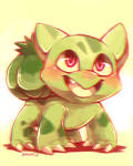 Day 10: Fave Grass Type