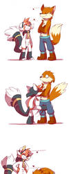 Tall Problems by yassui