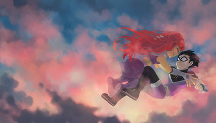 Let The Wind Carry Us by yassui