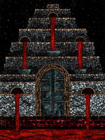 Stranger at the gates by MisterRobertson