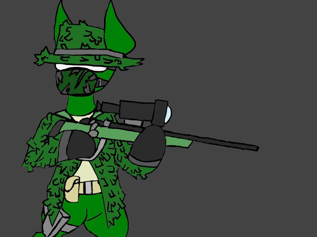 Sniper by inda26
