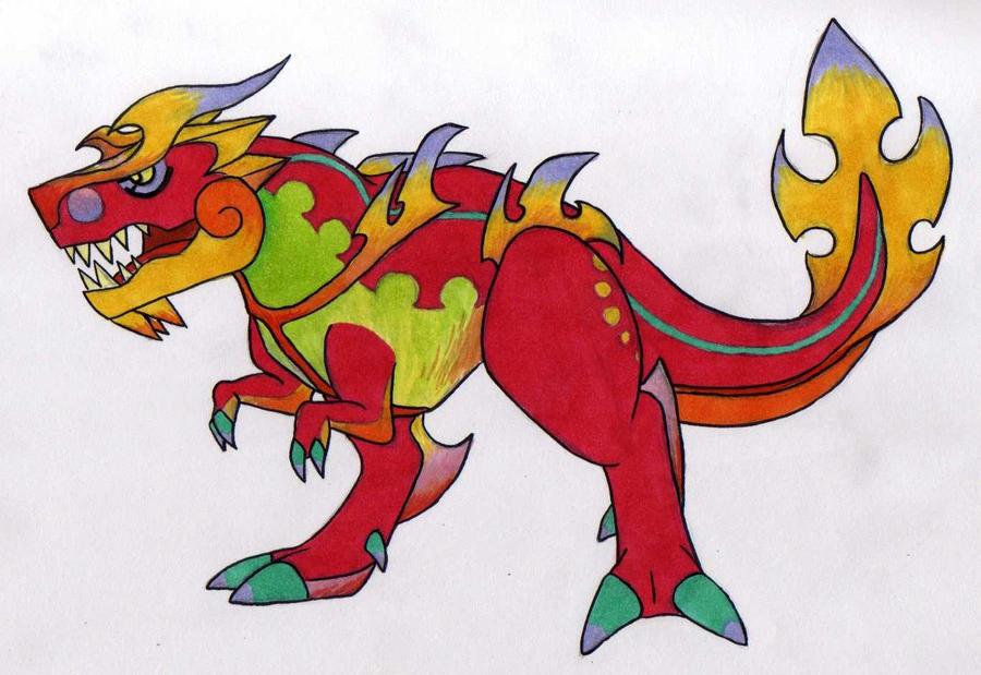tyranto_rex_spirit_form_by_acekun16-d5b4