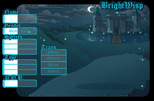 [BrightWisp Kingdom] Ref