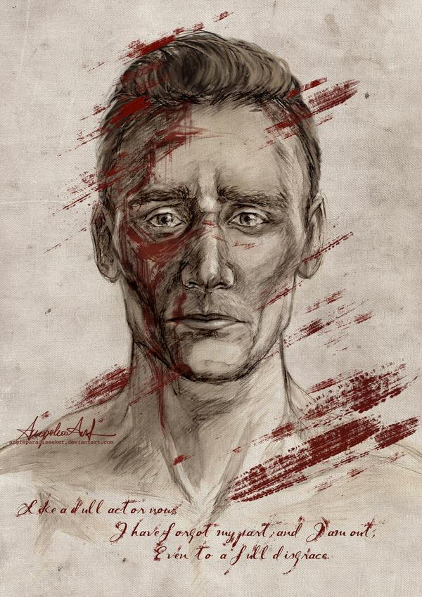 Coriolanus by AngieParadiseeker