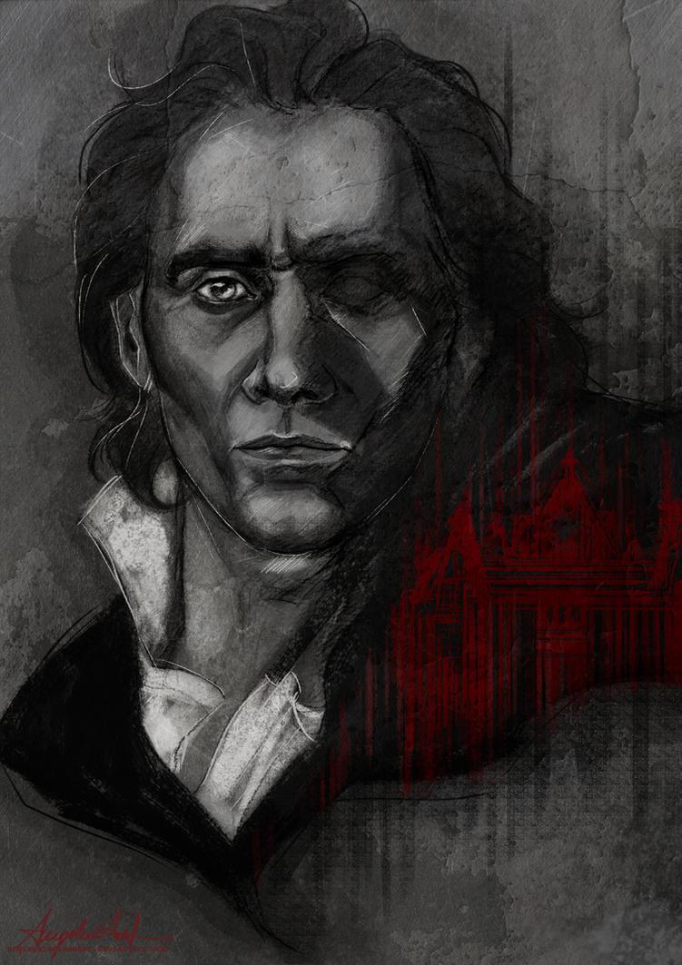 BEWARE OF CRIMSON PEAK - Sir. Thomas Sharpe by AngieParadiseeker