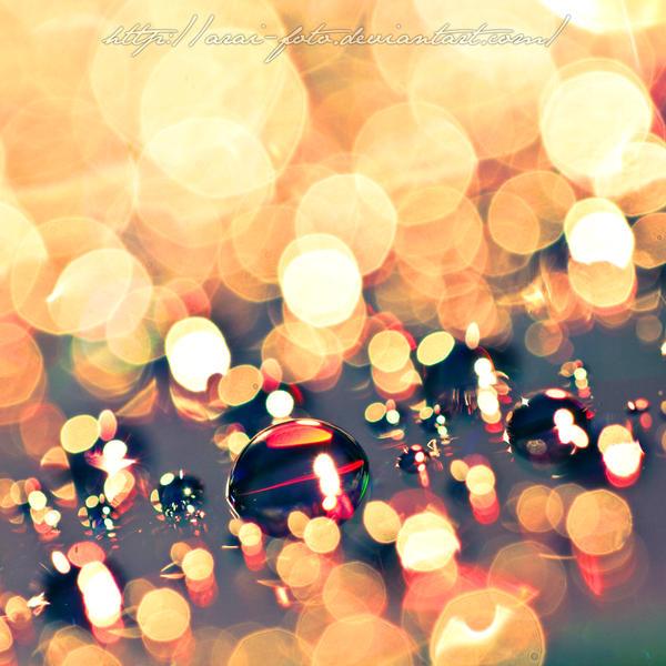 Burning sunshine by Arai-Foto