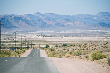 Forever Road by Arai-Foto