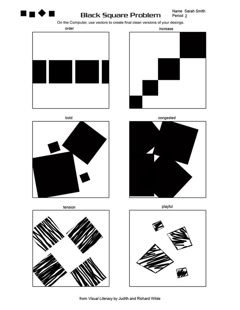 Black Square Problem by KirriiHouseki on DeviantArt