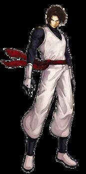 Kyoppojutsu - Custom KOFA Mugen Portrait