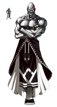 Overlord - Custom KOFA Mugen Portrait