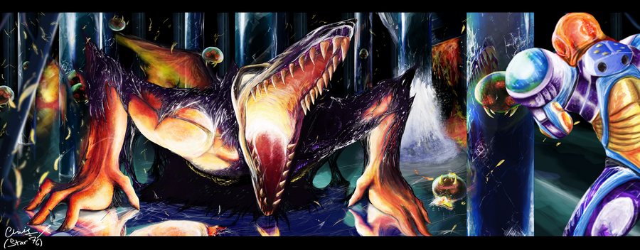 Ridley - X by Starshadow76