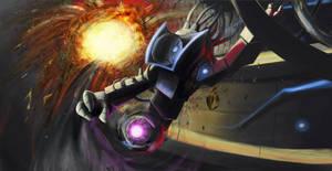 Metroid: Nightmare by Starshadow76