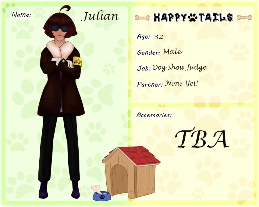 HT App: Julian Montgomery by Tatsuki-Jouten