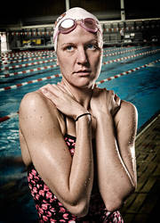 The best swimmer in the world