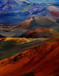 Haleakala Crater by maxpower