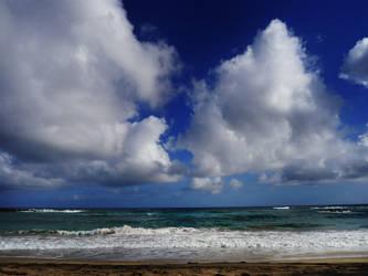 Hamoa, Hana, Maui by maxpower
