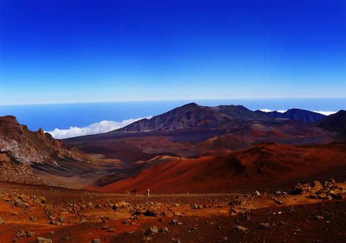 Crater, Maui