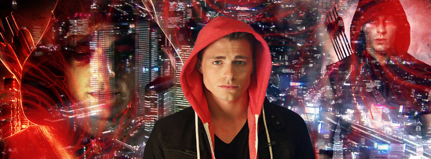 Colton Haynes Arsenal cover by sexysammy27
