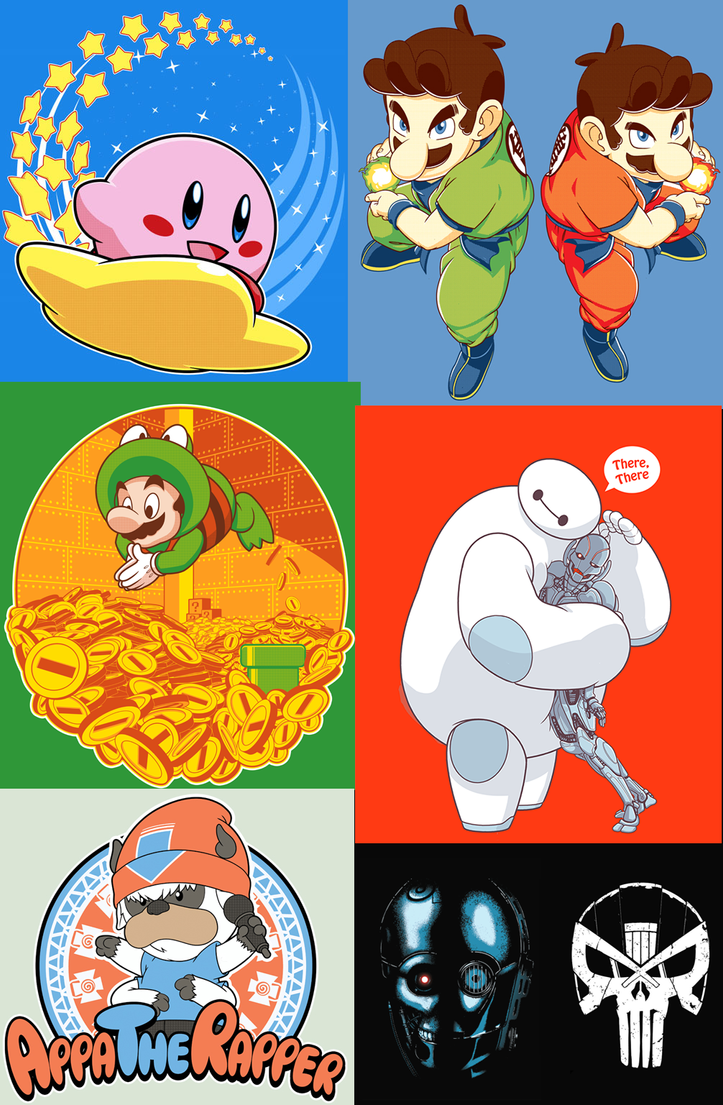 Shirt Designs 2014-2015 by g-o