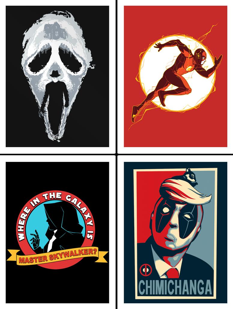 Shirt Designs 2015-2016 by g-o