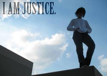 DN: I Am Justice. by xRealitySandwichx