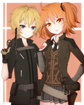 Billy and Gudako