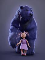 My Teddy Bear by RicoCilliers
