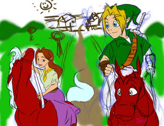 Malon and Link Base Colours