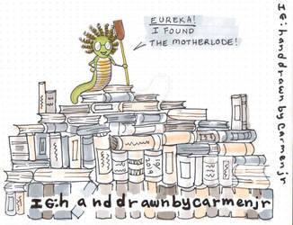 Bookworm -Treasure- Fall2019