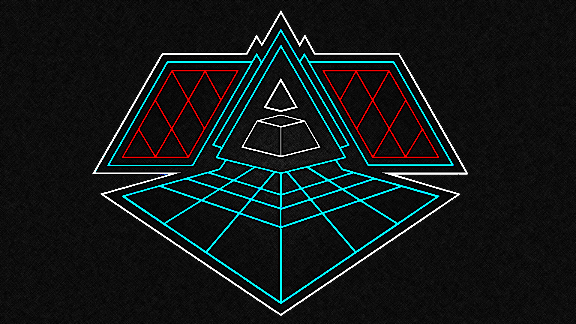 Daft Punk Alive Tour Wallpaper by HFrezza on DeviantArt
