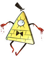 Bill Cipher by Anethis