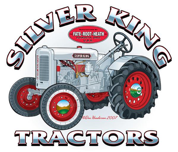 Silver King by yankeedog