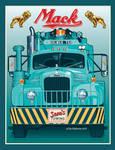 Built Like a Mack Truck by yankeedog