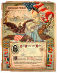 WWI Service Poster
