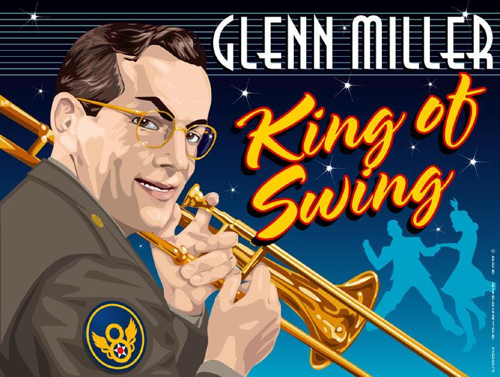 The King of Swing by yankeedog