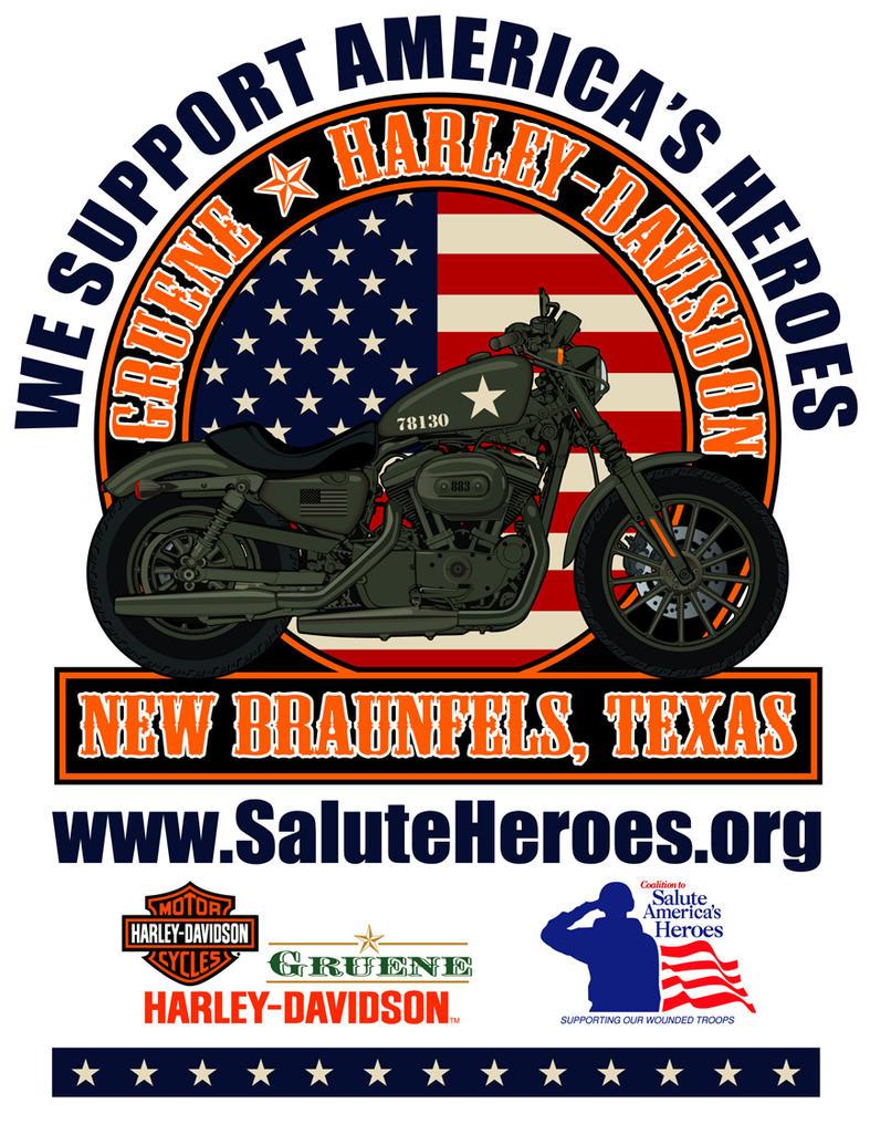 Gruene Harley Davidson Dealer