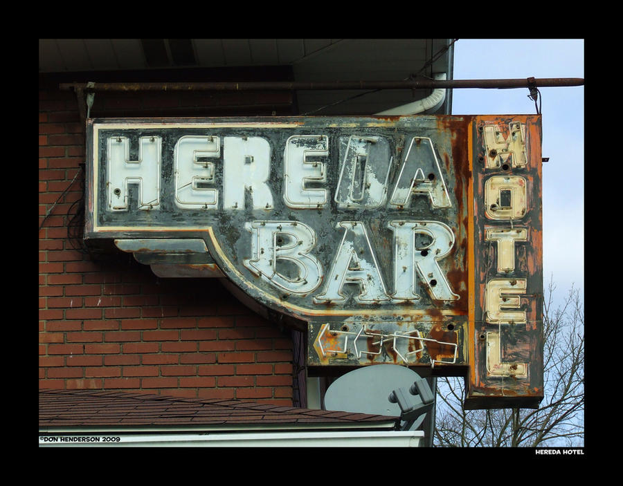Hereda Hotel by yankeedog