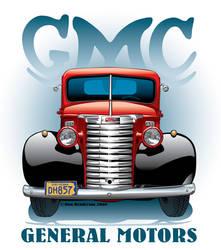 GMC Truck by yankeedog
