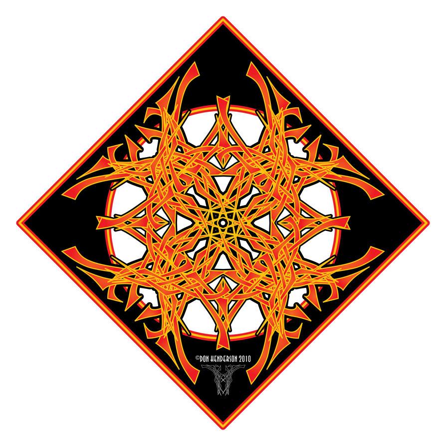 Quadrilateral Cross by yankeedog