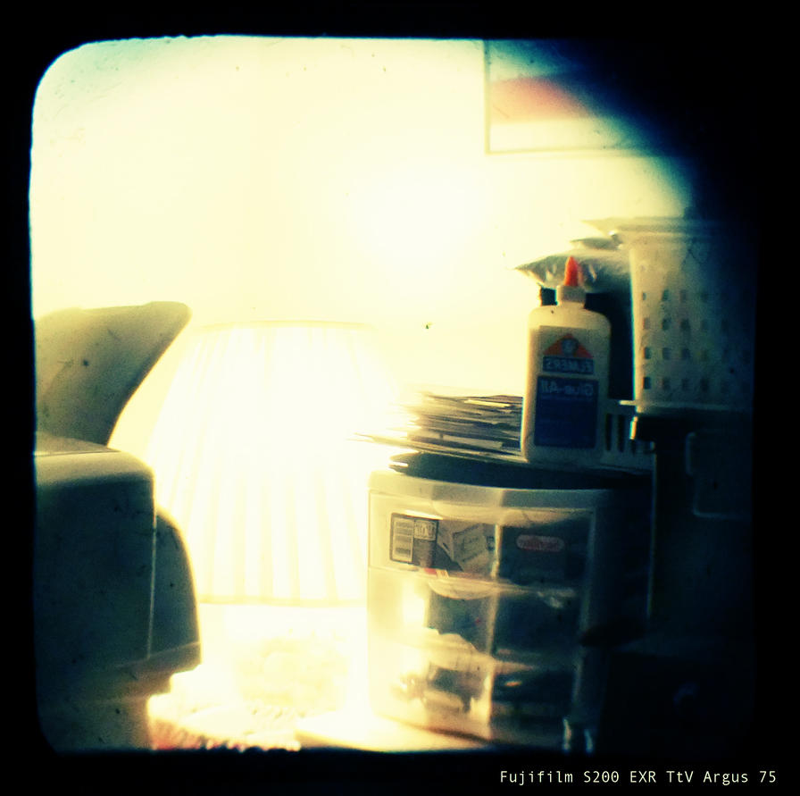 My First TtV by yankeedog