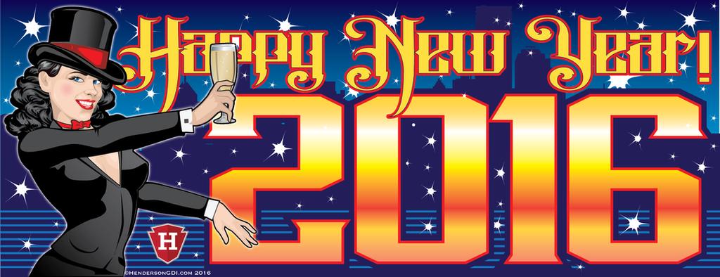 Happy New Year by yankeedog