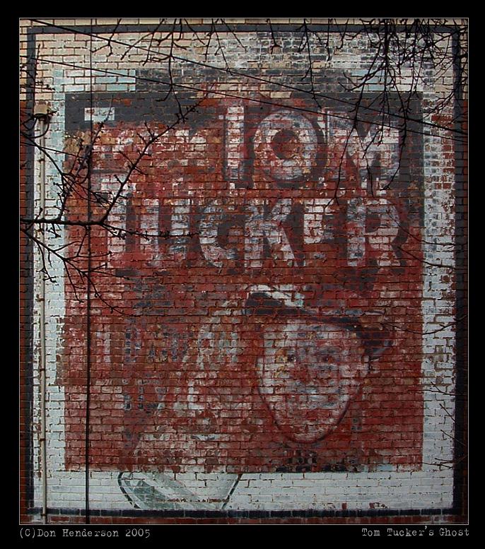 Tom Tucker's Ghost by yankeedog