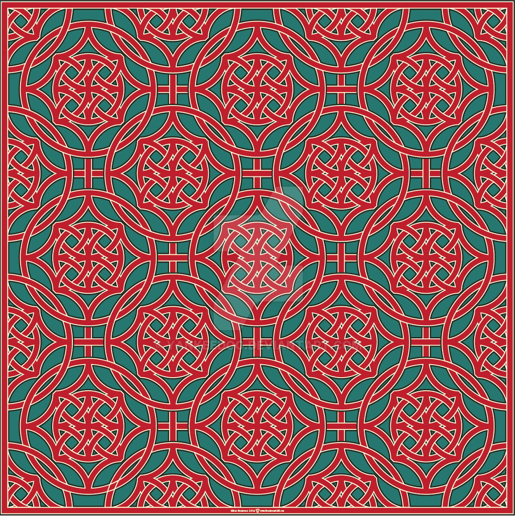 Dream Catcher Pattern by yankeedog