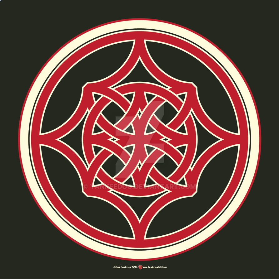 Celtic Dream Catcher by yankeedog