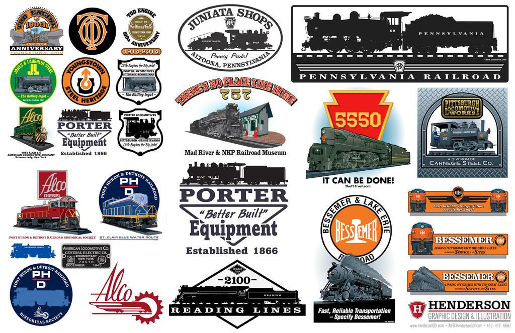 Railroad illustrations