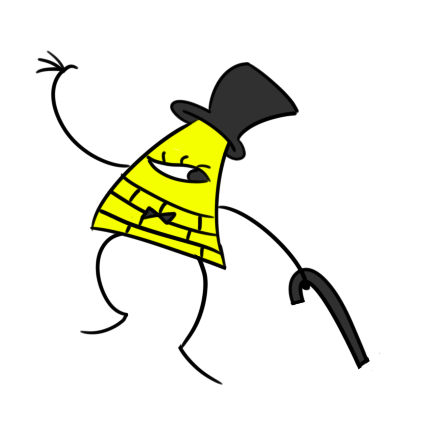 Bill Cipher by Tazko