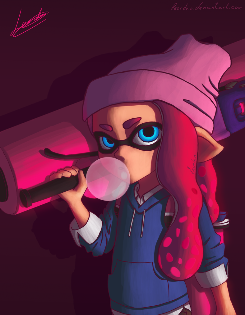 Image Result For Splatoon Coloring Pages