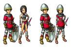 Warrior Fixes by StarWarrior72